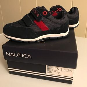 Nautica toddler's shoes sneakers size 9